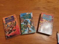 Terry Pratchett (3 books in total)