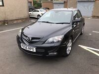 BARGAIN 2006 56 MAZDA 3 SPORT SERVICE HISTORY RELIABLE CAR PX WELCOME £595
