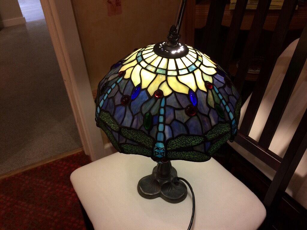 Beautiful Tiffany lamp as new £40