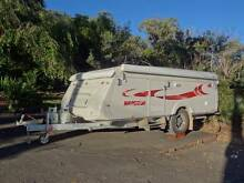 Camper Trailer for Hire - available over Christmas Period Mount Evelyn Yarra Ranges Preview