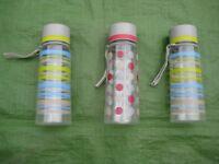 Three Waitrose One Litre Plastic Water Bottles for £2.00