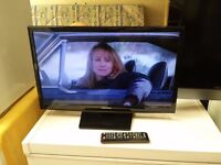 """samsung 24"""" hd ready led tv with remote"""
