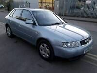 Audi A3 2001, 1.8 Automatic , 5dr, Service history, very good runner