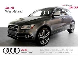 2015 Audi SQ5 3.0T TECHNIK QUATTRO