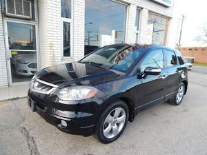 2008 Acura RDX AWD LEATHER SUNROOF REMOTE START