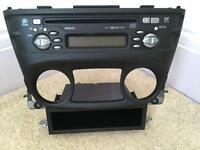 Nissan Almera stereo CD player 53 reg
