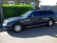 Rover 75 Tour diesel estate. 2 l BMW engine. Extremely