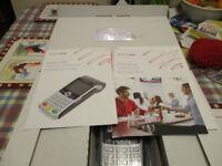 Worldpay card machine new and or Ingenico card machine new