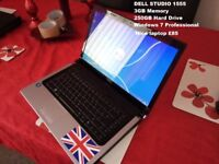 Fully Reconditioned Laptops from £85