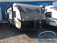 2015 Wildwood by Forest River 261BHXL