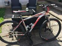 Giant Revel mountain bike, excellent cond cost £650!