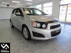 2012 Chevrolet Sonic LT  AUTO