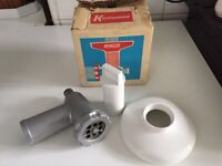 Kenwood Mincer Adapter - Use with Original Kenwood Chef - Model A.789