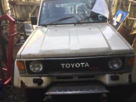 Toyota Land Cruiser LJ70 VX Turbo 1989