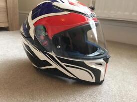 AGV K5 Roadracer motorbike helmet