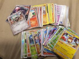 Pokemon cards Japanese cards bundle