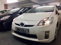 Toyota Prius 1.8 VVT-i Hybrid T Spirit 5dr Full Toyota History+ 2 Key..PCO Avaiable..