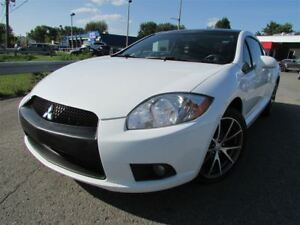 2012 Mitsubishi Eclipse GS MAN. A/C CRUISE SIEGES CHAUFFANTS!!!