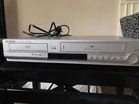 Samsung DVD and VHS recorder
