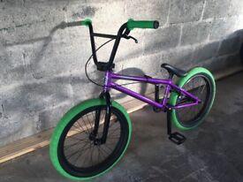Mafiabikes Madmain BMX bike