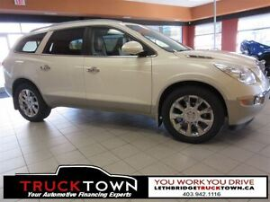 2010 Buick Enclave Ultimate Luxury a High Tech 7 Seater!!