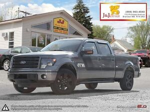 2014 Ford F-150 FX4 Apperance Package,Nav.,S/R,H/C.Seats