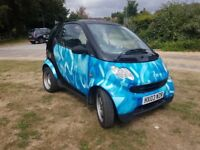 Smart Fortwo 0.6 City Pulse 3dr Genuine 29000 miles