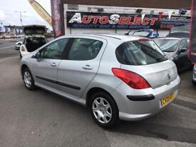 Peugeot 308 1.4 *** 12 MONTHS WARRANTY! ***