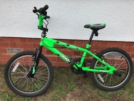 Boys BMX bike (20 inch wheels)