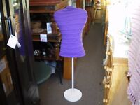 REDUCED-FUNKY IKEA FABRIC MANNEQUIN