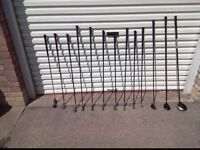Full GOLF CLUB SET in VERY GOOD CONDITION.