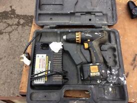 Panasonic 15.6v cordless drill