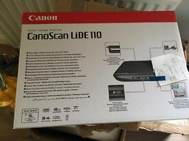 Brand new Canon scanner, never out of box £20