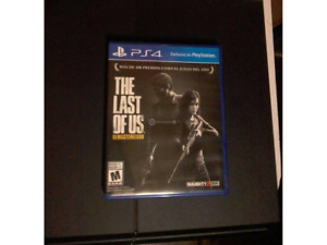 The Last of Us - PS4