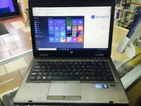 HP PRO BOOK 6450b Laptop Notebook Laptop. Windows 10 4gb ram