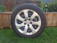4 Mazda 3 Winter tires and Rims