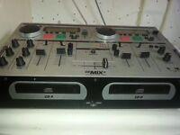 DJ mix table