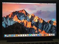 MacBook Pro Retina i5 8gb Ram 128gb SSD