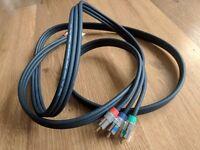 Composite cable RGB-RGB