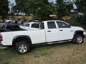 2009 Dodge Ram 2500 SLT! QUAD CAB LONG BOX! DIESEL!