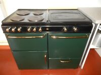 Stoves Electric Range Cooker 'Newhome' Model 1000EDL. Used