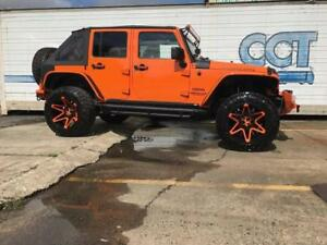 JEEP WRANGLER - TOXIC OFFROAD WHEELS - NOW IN STOCK !!!!!