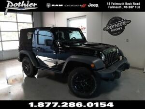 2013 Jeep Wrangler Sahara | LEATHER | HEATED SEATS | KEYLESS |