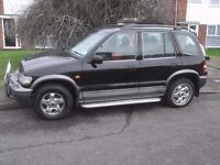 IMMACULATELY CLEAN, EXCEPTIONALLY CLEAN CAR, 03 PLATE, S U V HAS EVERY FACTORY EXTRA,