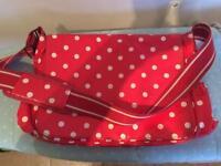 Cath Kidston baby bag