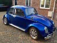 For Sale 1976 cal look beetle 16 twin carbs £5.800 ono