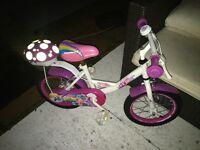 Girls bike selling for 15.00