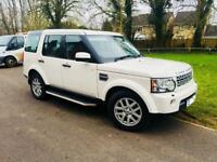 Landrover Discovery 4 TDV6