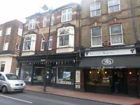 Spacious two bedroom first floor flat to rent
