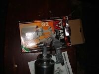 air spray guns model ani 2 g made in italy new on box ready to use